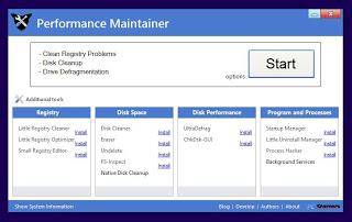 Performance Maintainer 0.2.1.0 برنامج مجاني Performance-Maintain